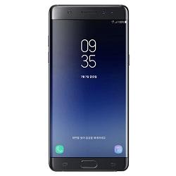 Quite el bloqueo de sim con el código del teléfono Samsung Galaxy Note FE