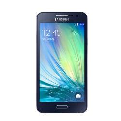 Quite el bloqueo de sim con el código del teléfono Samsung Galaxy A3