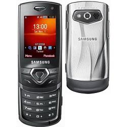 Quite el bloqueo de sim con el código del teléfono Samsung Shark 2
