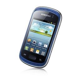 Quite el bloqueo de sim con el código del teléfono Samsung Galaxy Music S6010