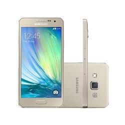 Quite el bloqueo de sim con el código del teléfono Samsung Galaxy A3 Duos