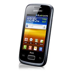 Quite el bloqueo de sim con el código del teléfono Samsung Galaxy Y Duos