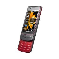 Quite el bloqueo de sim con el código del teléfono Samsung S8300v