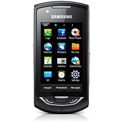 Quite el bloqueo de sim con el código del teléfono Samsung S5620
