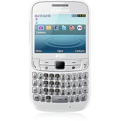 Quite el bloqueo de sim con el código del teléfono Samsung Ch@t 357 Duos