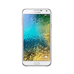 Quite el bloqueo de sim con el código del teléfono Samsung Galaxy E7