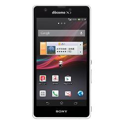 Quite el bloqueo de sim con el código del teléfono Sony SO-04e