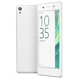 Quite el bloqueo de sim con el código del teléfono Sony Xperia E5