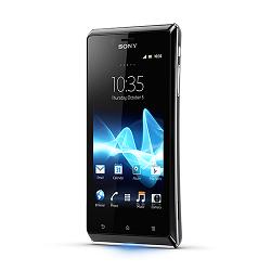 Quite el bloqueo de sim con el código del teléfono Sony Xperia J