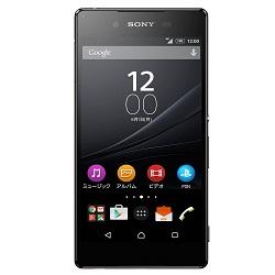 Quite el bloqueo de sim con el código del teléfono Sony Xperia Z4 SOV31