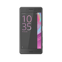 Quite el bloqueo de sim con el código del teléfono Sony Xperia X Performance