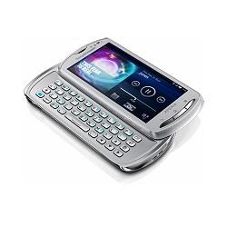 Quite el bloqueo de sim con el código del teléfono Sony-Ericsson Xperia Pro