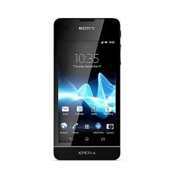 Quite el bloqueo de sim con el código del teléfono Sony-Ericsson Xperia SX