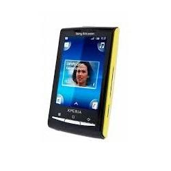 Quite el bloqueo de sim con el código del teléfono Sony-Ericsson E10i