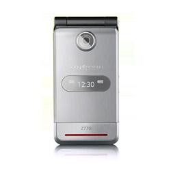 Quite el bloqueo de sim con el código del teléfono Sony-Ericsson Z770