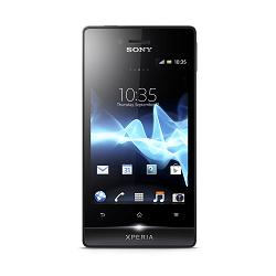 ¿ Cómo liberar el teléfono Sony-Ericsson Xperia Miro