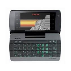 Quite el bloqueo de sim con el código del teléfono Toshiba G920