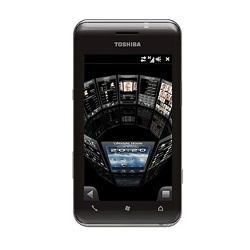 Quite el bloqueo de sim con el código del teléfono Toshiba TG02