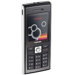 Quite el bloqueo de sim con el código del teléfono Toshiba TS605