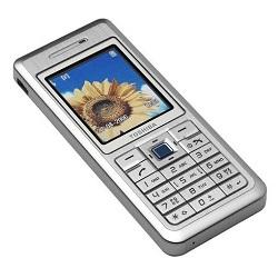 Quite el bloqueo de sim con el código del teléfono Toshiba TS608