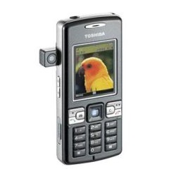 Quite el bloqueo de sim con el código del teléfono Toshiba TS705